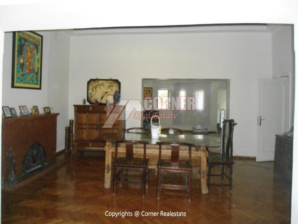 Ground Floor With Pool For Rent In Maadi,Modern Furnished,Ground Floor NO #22