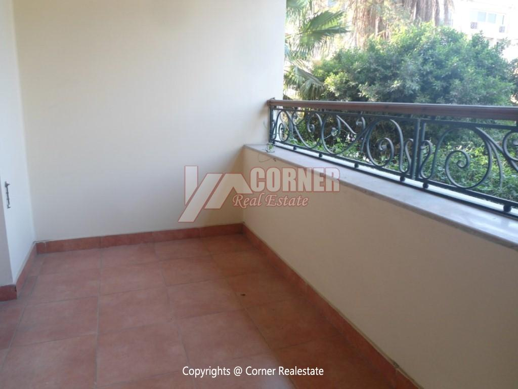 Ground Floor With Private Pool For Rent in Maadi,Modern Furnished,Ground Floor NO #16