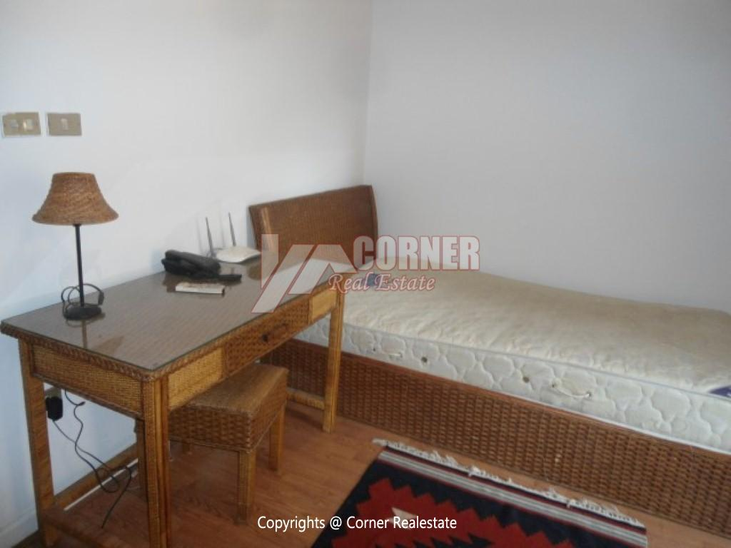Ground Floor With Private Garden For Rent in Maadi,Modern Furnished,Ground Floor NO #7