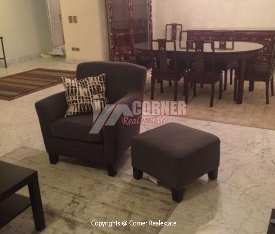 Modern Apartment For Rent In Maadi Sarayat,Modern Furnished,Apartment NO #20