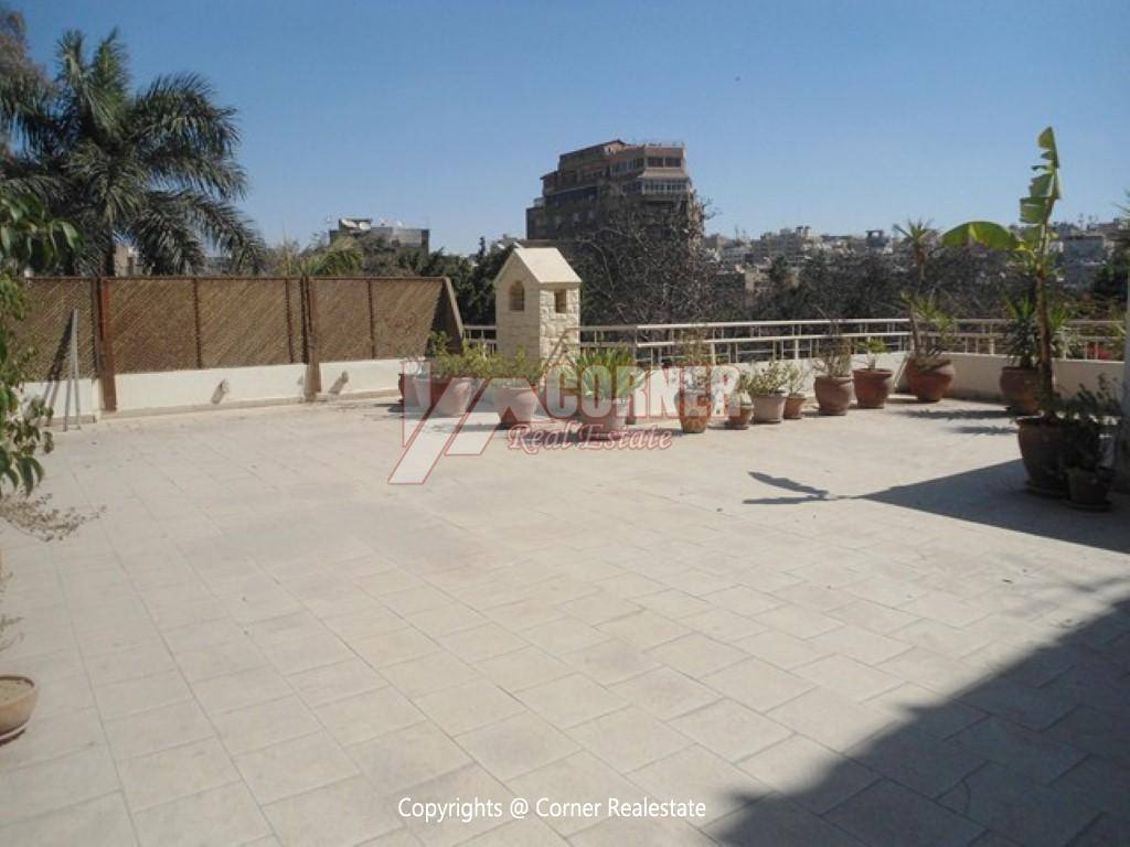 Penthouse For Rent In Maadi Sarayat