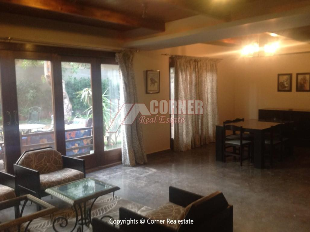 Villa For Rent In Maadi Sarayat,Modern Furnished,Villa NO #12