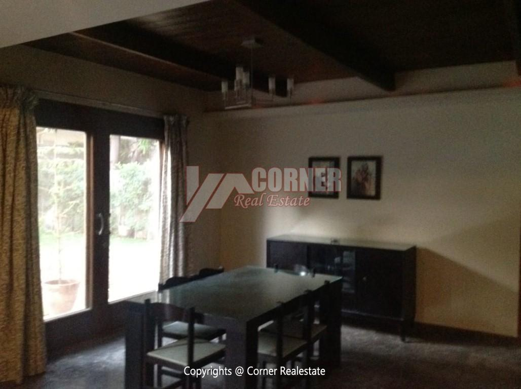 Villa For Rent In Maadi Sarayat,Modern Furnished,Villa NO #17