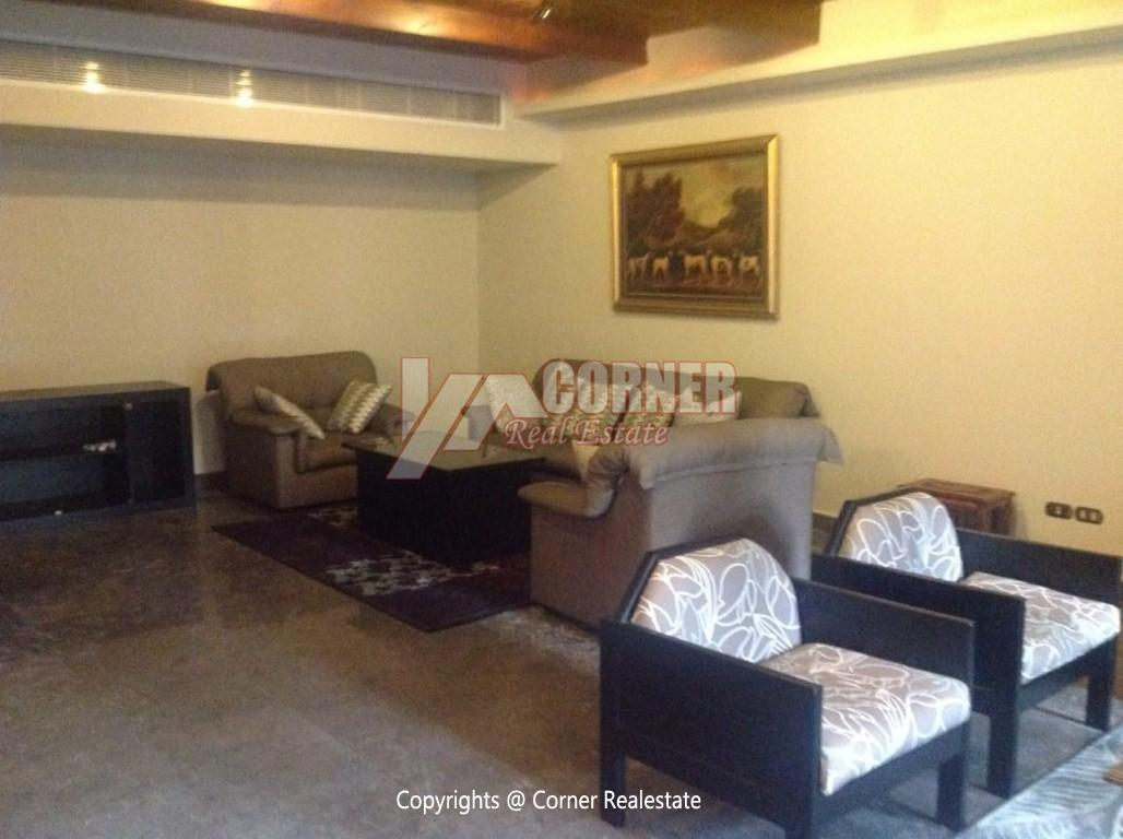 Villa For Rent In Maadi Sarayat,Modern Furnished,Villa NO #2
