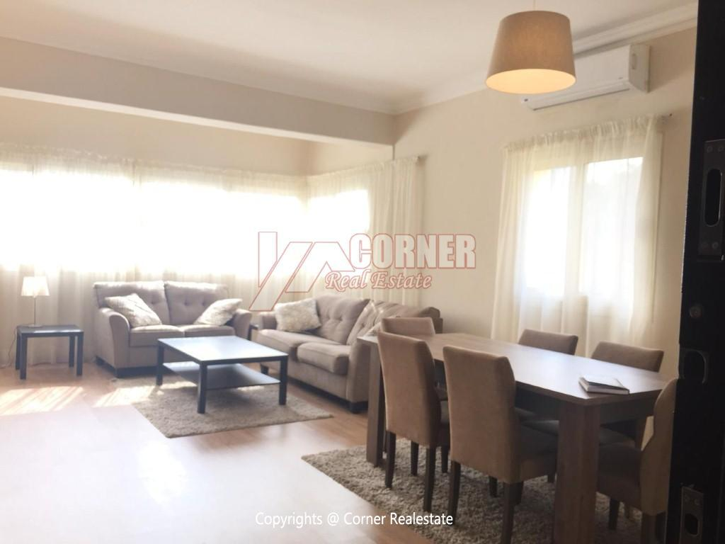 Modern Apartment For Rent In Maadi Close to CAC,Modern Furnished,Apartment NO #4
