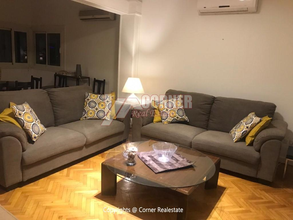 Modern Apartment For Rent In Zamalek