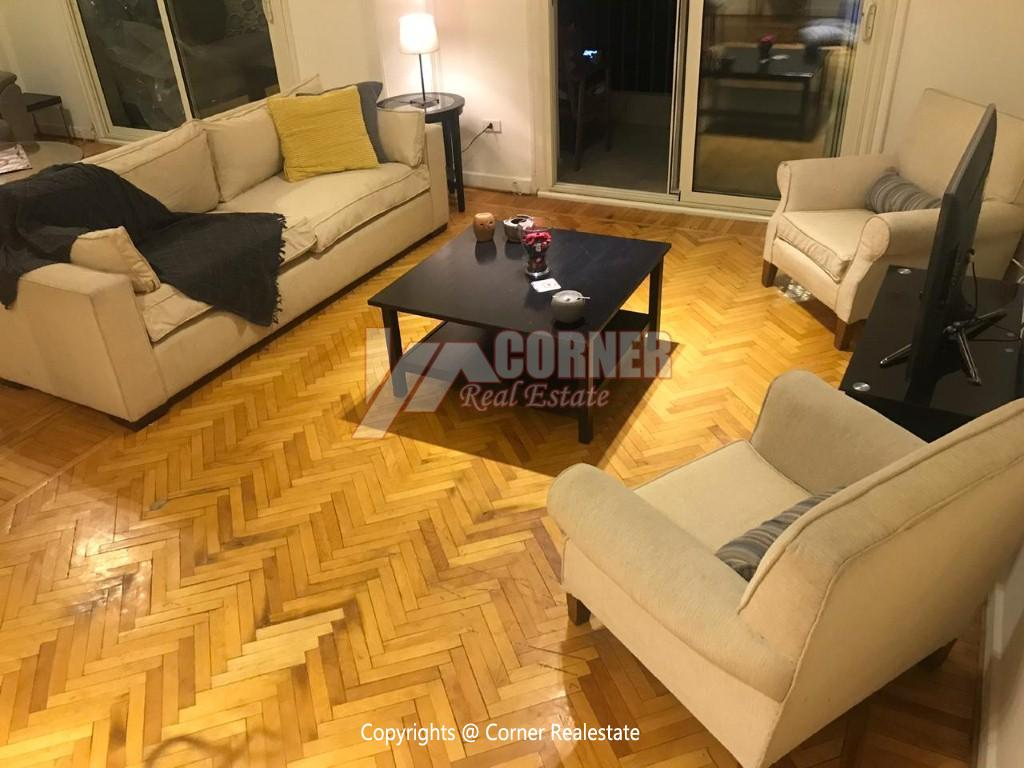 Modern Apartment For Rent In Zamalek,Modern Furnished,Apartment NO #17