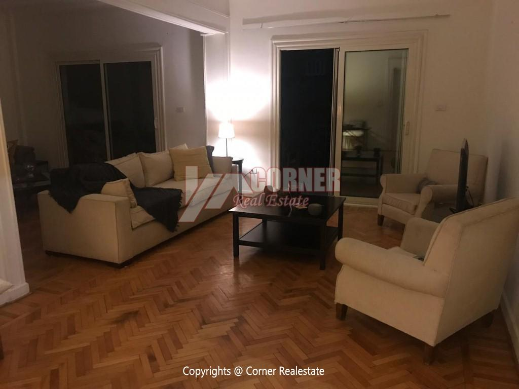 Modern Apartment For Rent In Zamalek,Modern Furnished,Apartment NO #21