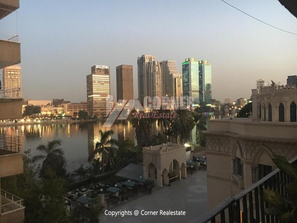 Modern Apartment For Rent In Zamalek,Modern Furnished,Apartment NO #7