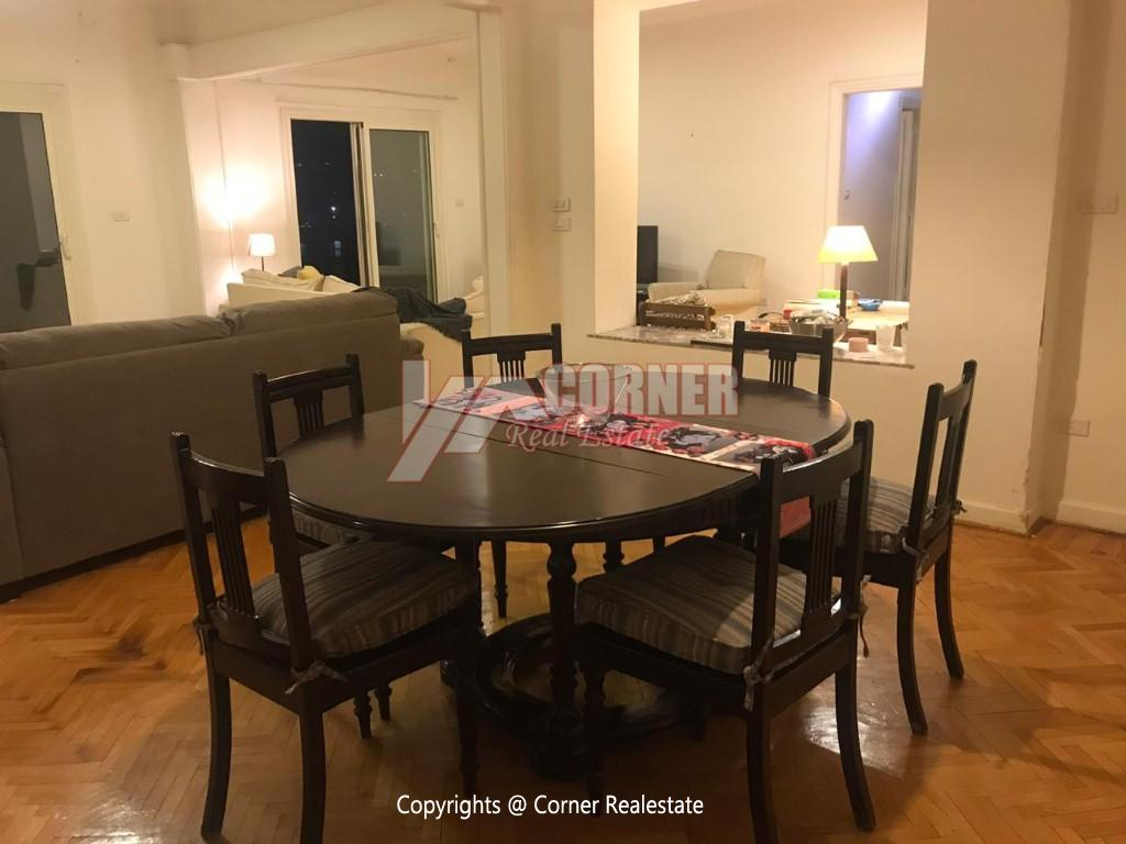 Modern Apartment For Rent In Zamalek,Modern Furnished,Apartment NO #18