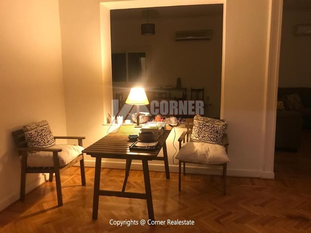 Modern apartment for rent in zamalekmodern furnishedapartment no 3