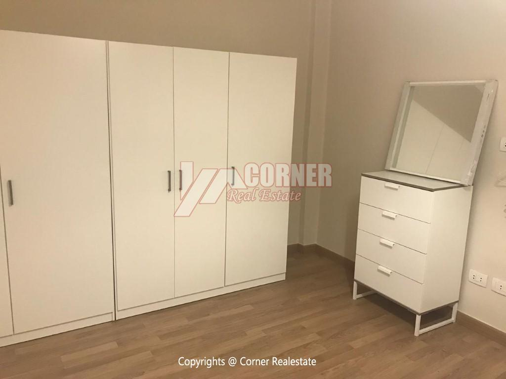 Studio For Rent In Maadi Degla With Private Garden,Modern Furnished,Studio NO #2