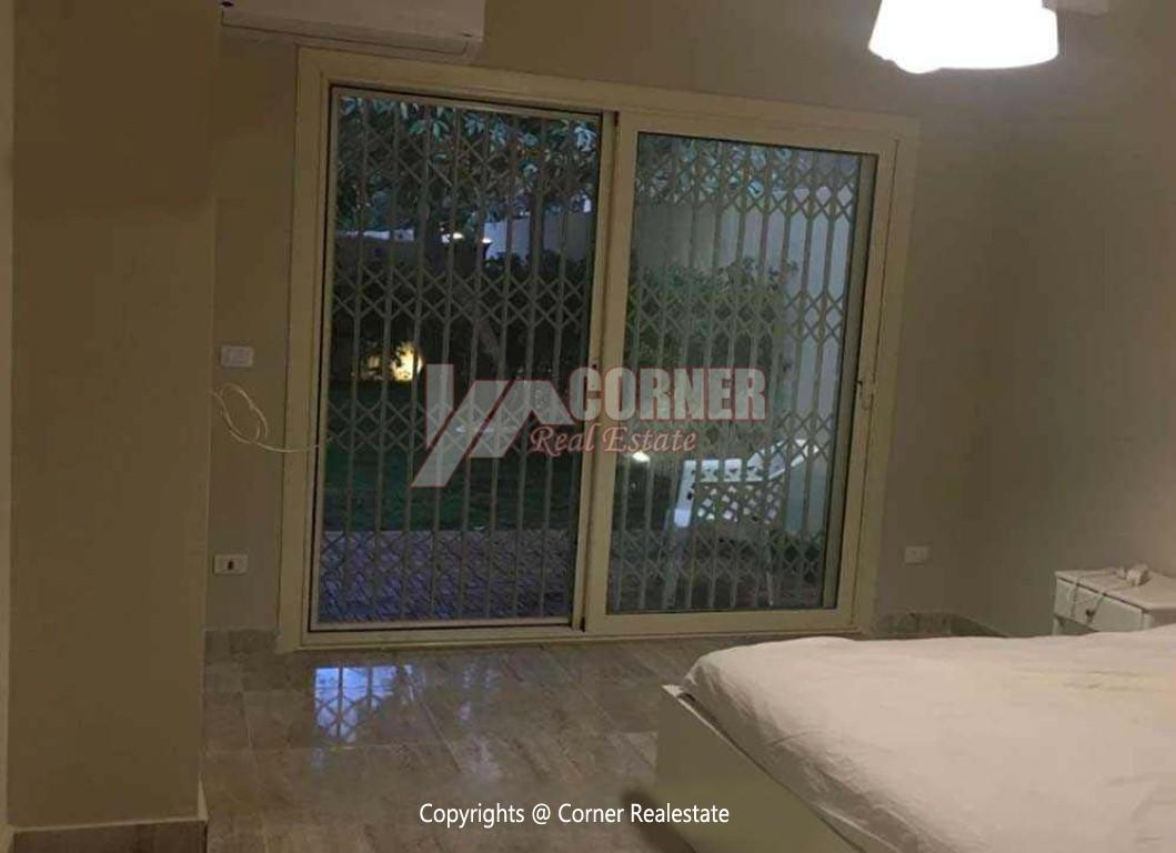 Studio For Rent In Maadi Degla With Private Garden,Modern Furnished,Studio NO #4
