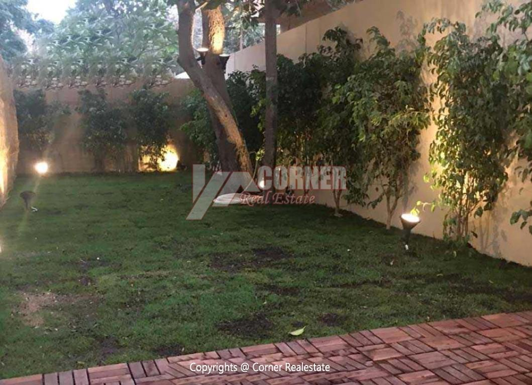 Studio For Rent In Maadi Degla With Private Garden,Modern Furnished,Studio NO #5