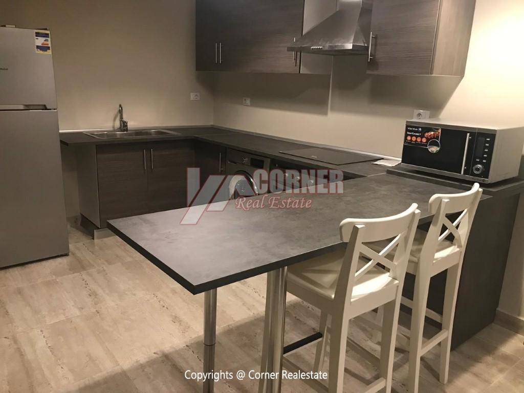 Studio For Rent In Maadi Degla With Private Garden,Modern Furnished,Studio NO #7