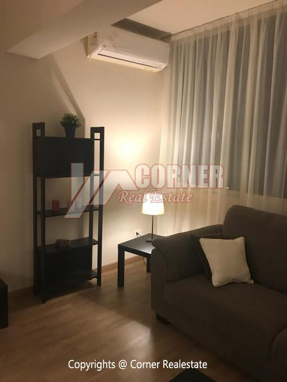 Studio For Rent In Maadi Degla With Private Garden,Modern Furnished,Studio NO #8