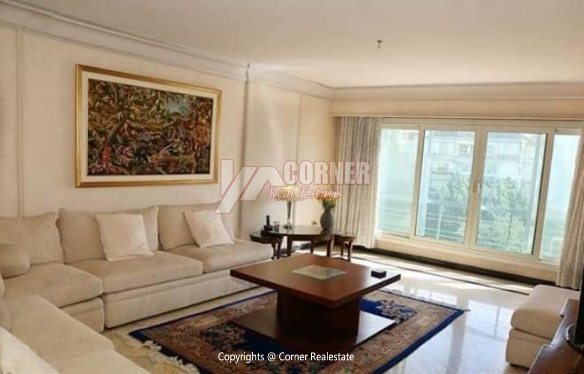 Modern Apartment For Rent In Zamalek,Modern Furnished,Apartment NO #4
