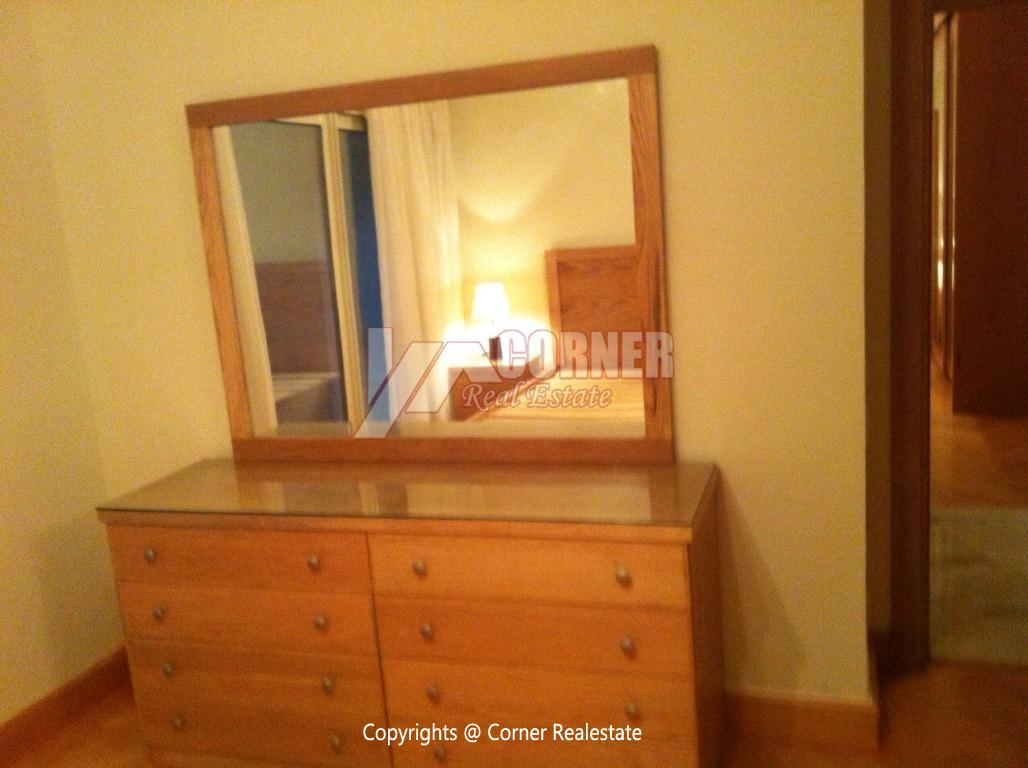 Ground Floor With Pool For Rent in Maadi,Modern Furnished,Ground Floor NO #10