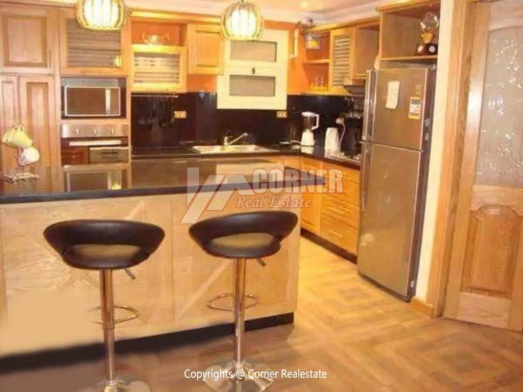 Modern Apartment For Rent In Zahraa Maadi ,Modern Furnished,Apartment NO #2