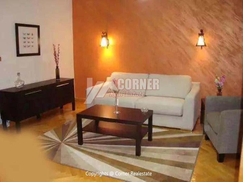 Modern Apartment For Rent In Zahraa Maadi ,Modern Furnished,Apartment NO #8