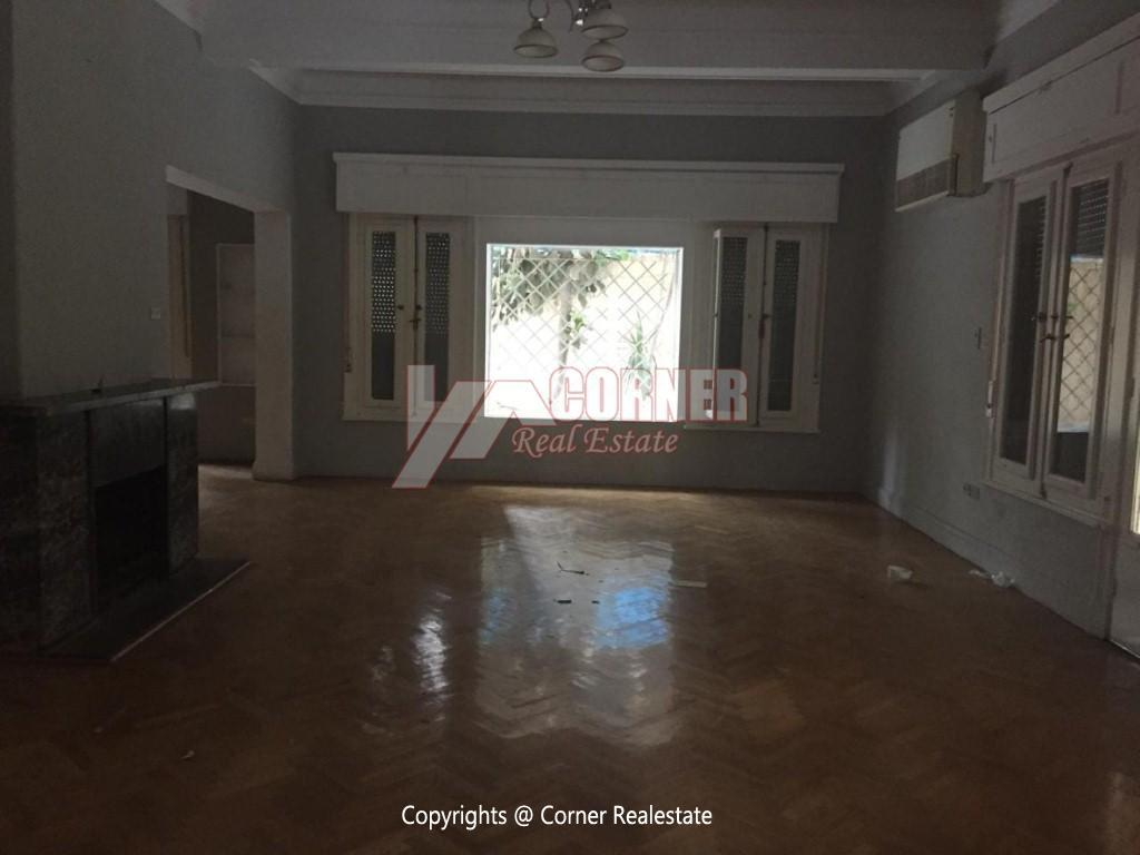 Villa With Swimming Pool For Rent In Maadi,Semi furnished,Villa NO #16