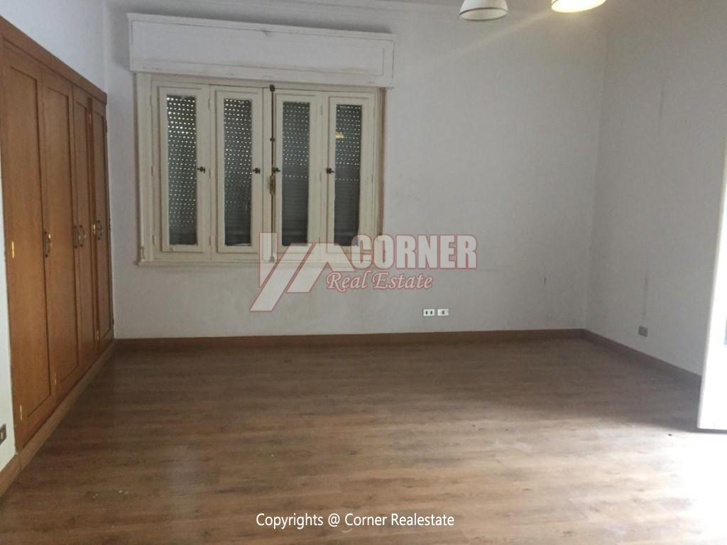 Villa With Swimming Pool For Rent In Maadi,Semi furnished,Villa NO #18