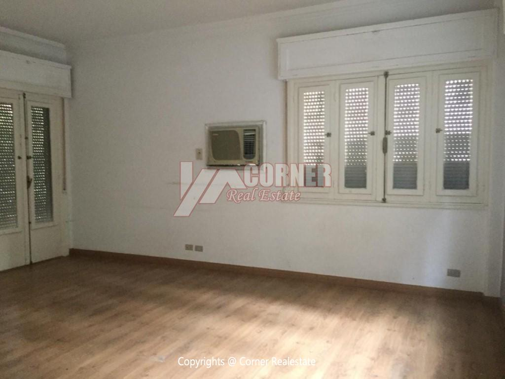 Villa With Swimming Pool For Rent In Maadi,Semi furnished,Villa NO #21