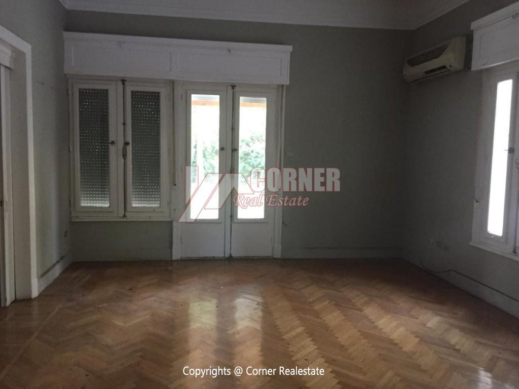 Villa With Swimming Pool For Rent In Maadi,Semi furnished,Villa NO #25