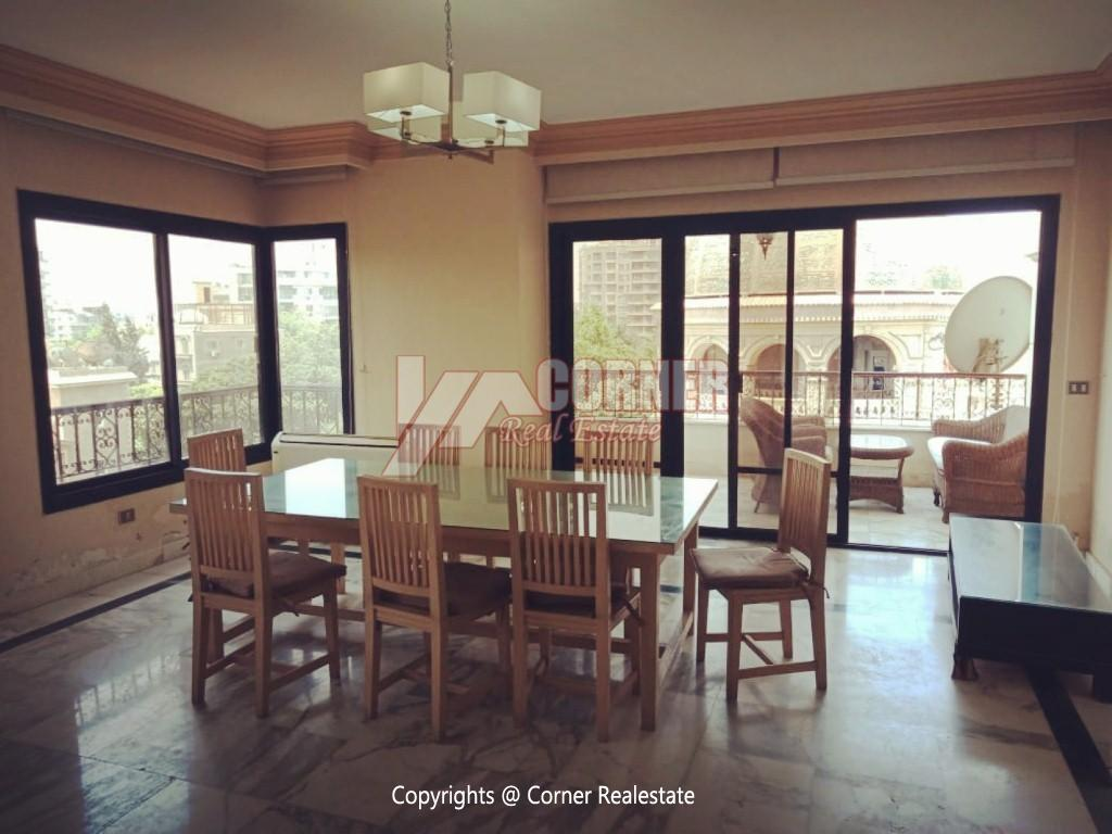 Apartment For Rent In Maadi Close to CAC,Modern Furnished,Apartment NO #13