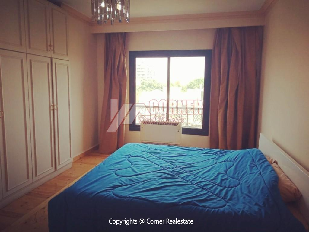 Modern Apartment For Rent In Maadi Close to CAC,Modern Furnished,Apartment NO #21