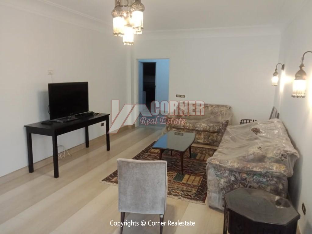 Modern Apartment For Rent In Maadi Close to CAC,Modern Furnished,Apartment NO #16