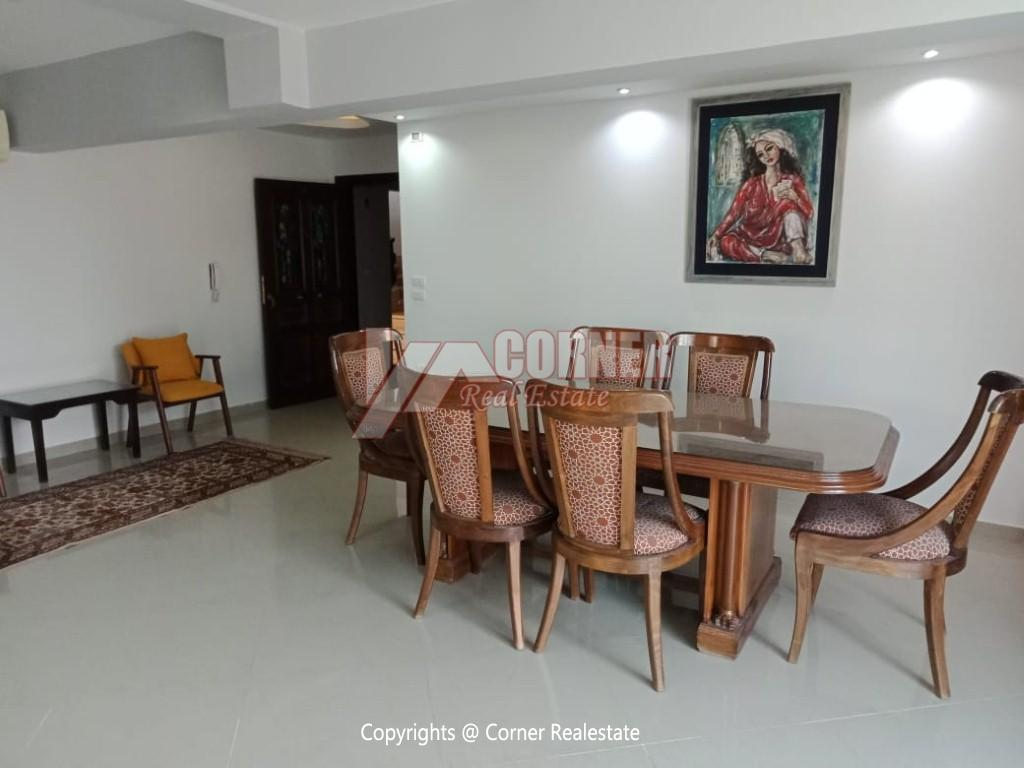 Penthouse For Rent In Maadi Degla,Modern Furnished,Penthouse NO #17
