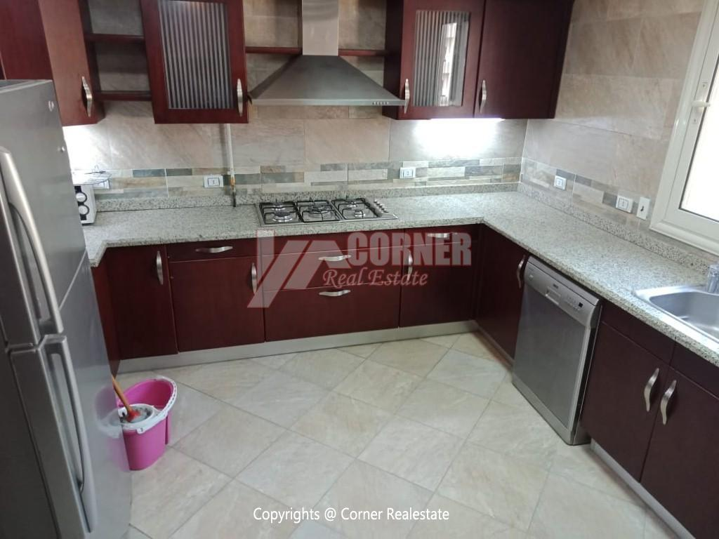 Penthouse For Rent In Maadi Degla,Modern Furnished,Penthouse NO #22