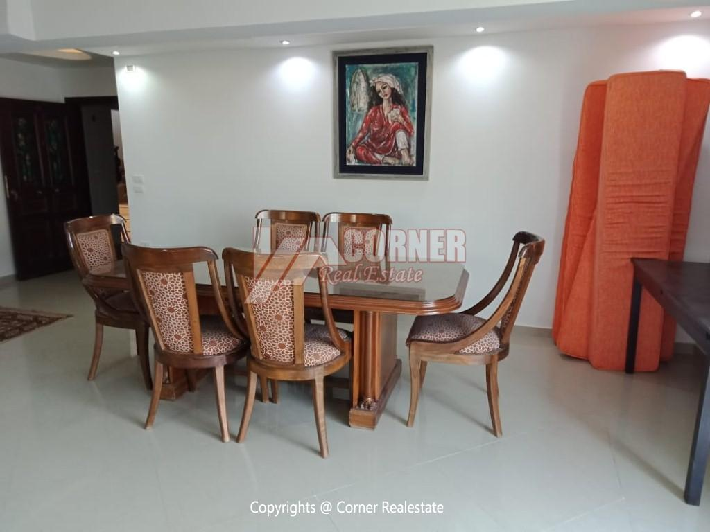 Penthouse For Rent In Maadi Degla,Modern Furnished,Penthouse NO #15