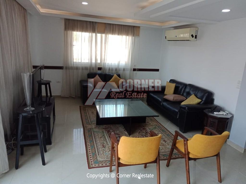 Penthouse For Rent In Maadi Degla,Modern Furnished,Penthouse NO #5