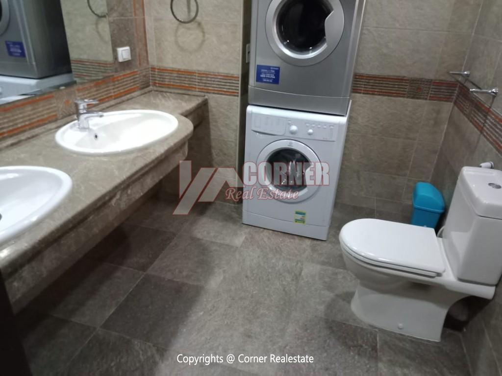 Penthouse For Rent In Maadi Degla,Modern Furnished,Penthouse NO #11