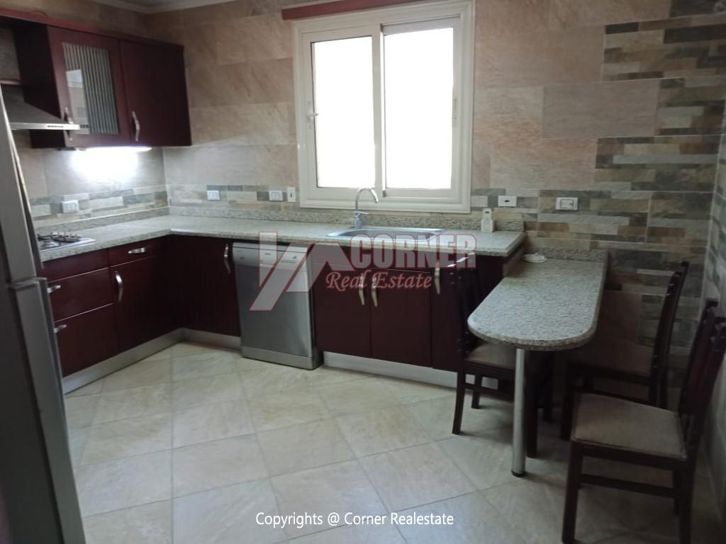 Penthouse For Rent In Maadi Degla,Modern Furnished,Penthouse NO #12