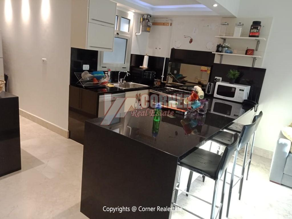 Penthouse For Rent In Maadi Sarayat,Modern Furnished,Penthouse NO #22