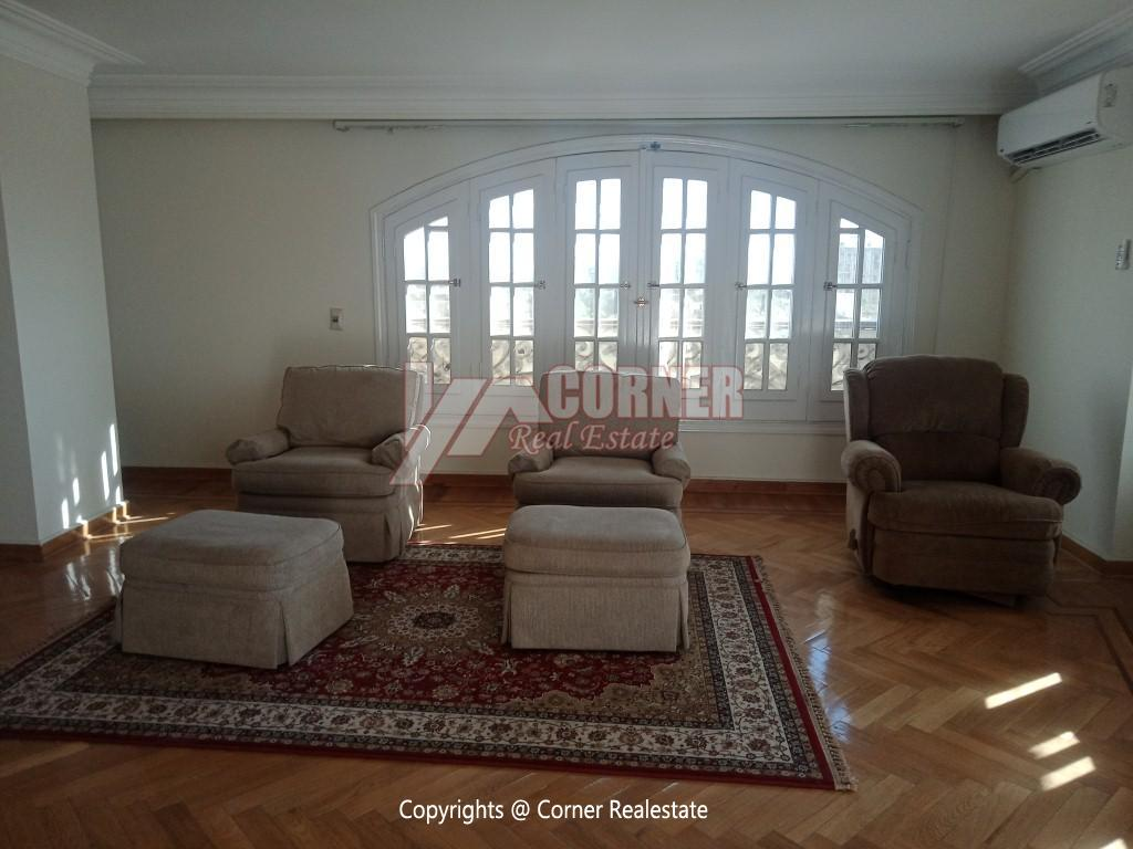 Apartment For Rent In Maadi,Modern Furnished,Apartment NO #4