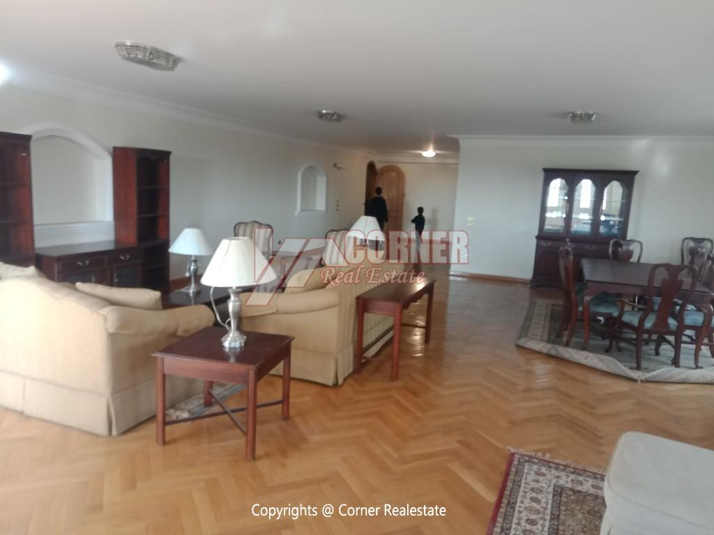 Apartment For Rent In Maadi,Modern Furnished,Apartment NO #3