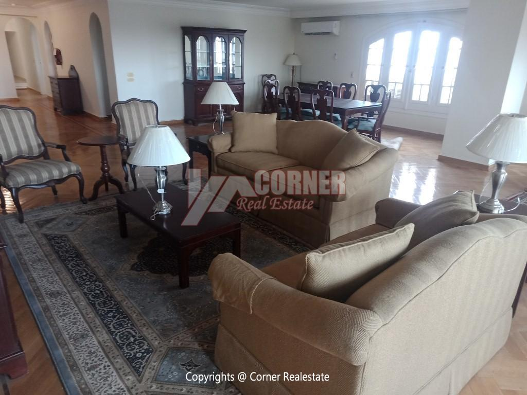Apartment For Rent In Maadi,Modern Furnished,Apartment NO #15