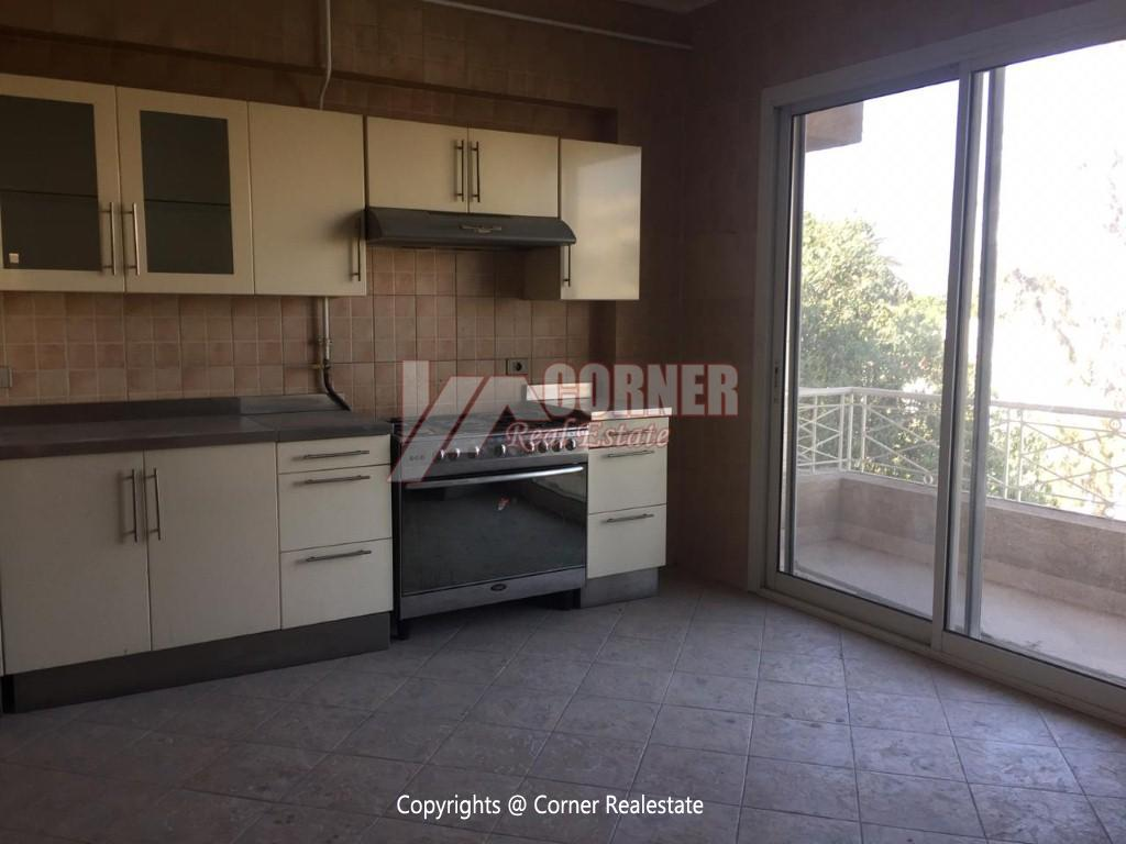 Penthouse For Rent In Maadi Sarayat,Semi furnished,Penthouse NO #28
