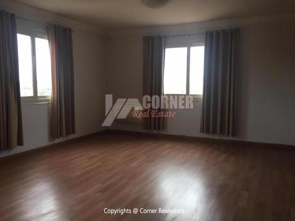 Penthouse For Rent In Maadi Sarayat,Semi furnished,Penthouse NO #18