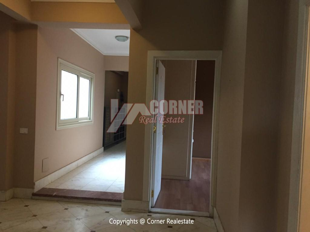 Penthouse For Rent In Maadi Sarayat,Semi furnished,Penthouse NO #24