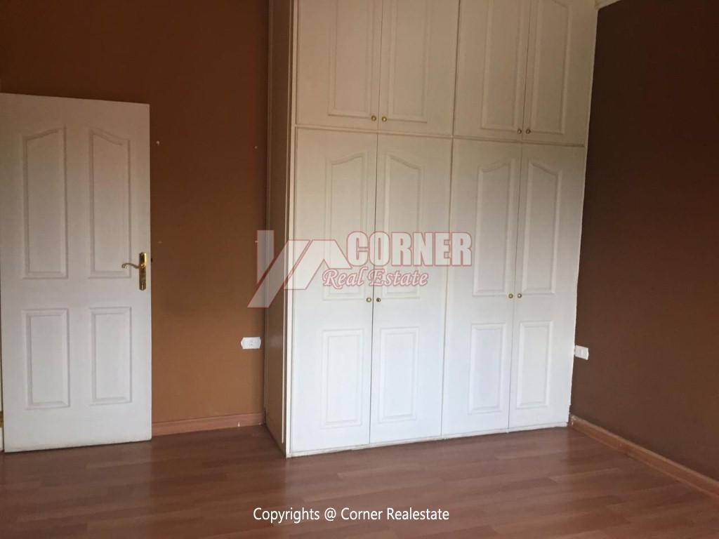 Penthouse For Rent In Maadi Sarayat,Semi furnished,Penthouse NO #26
