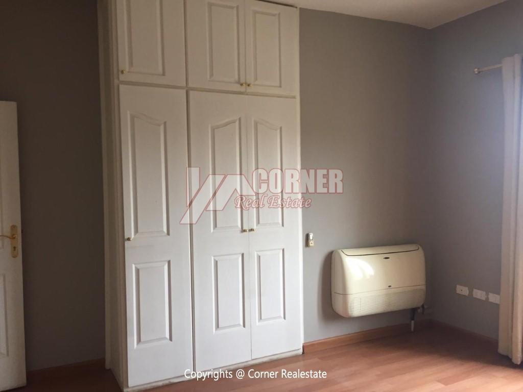 Penthouse For Rent In Maadi Sarayat,Semi furnished,Penthouse NO #10