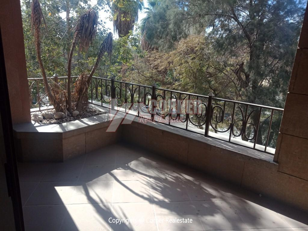 Penthouse For Rent In Maadi Degla,Semi furnished,Penthouse NO #19