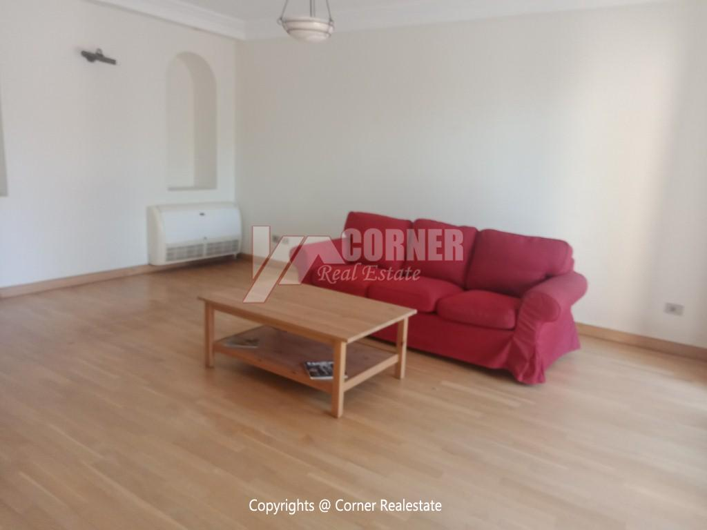 Penthouse For Rent In Maadi Degla,Semi furnished,Penthouse NO #21