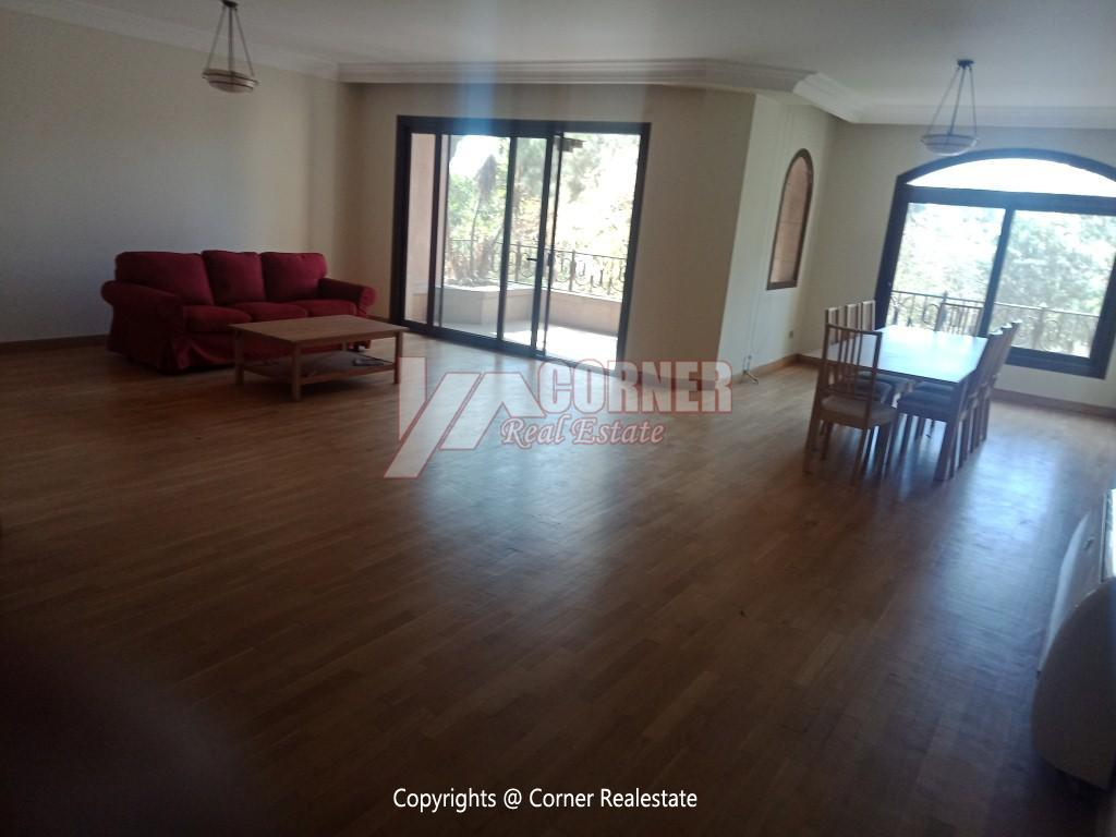 Penthouse For Rent In Maadi Degla,Semi furnished,Penthouse NO #12
