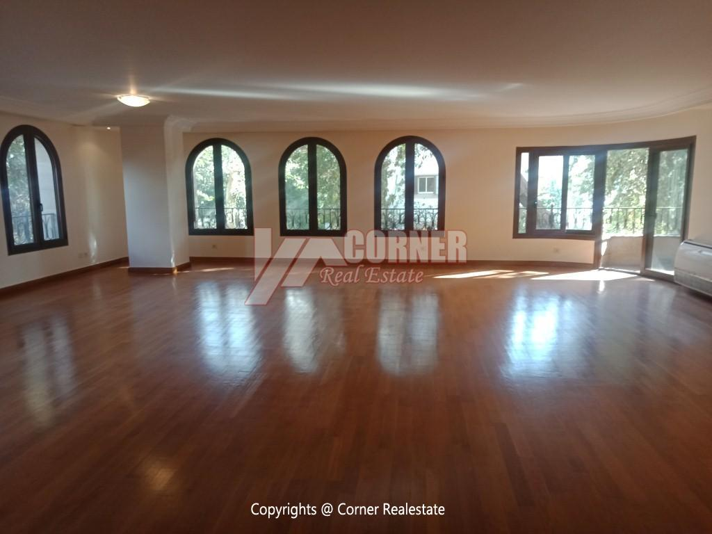 Modern Apartment For Rent In Maadi Sarayat,Semi furnished,Apartment NO #22